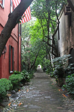 Charleston Philadelphia Alley